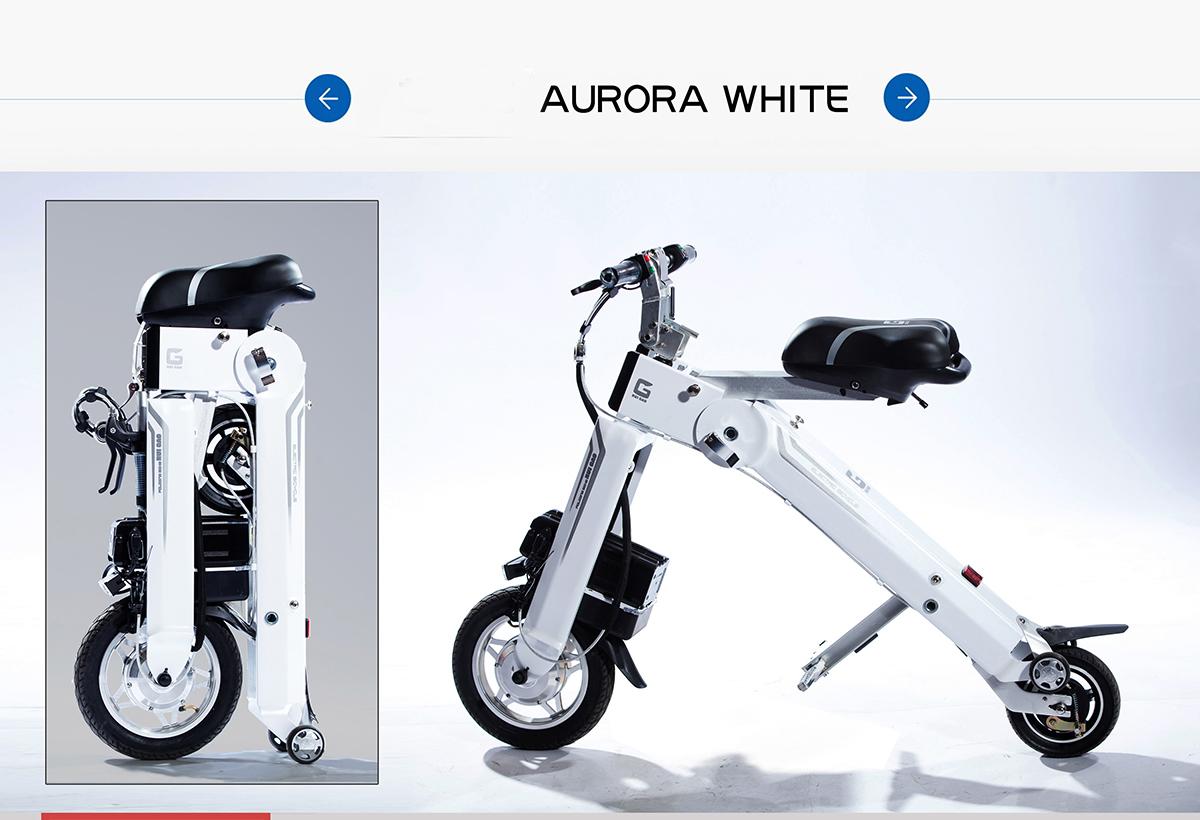 Xe điện thể thao mini siêu nhỏ gọn giá cực rẻ - 144958