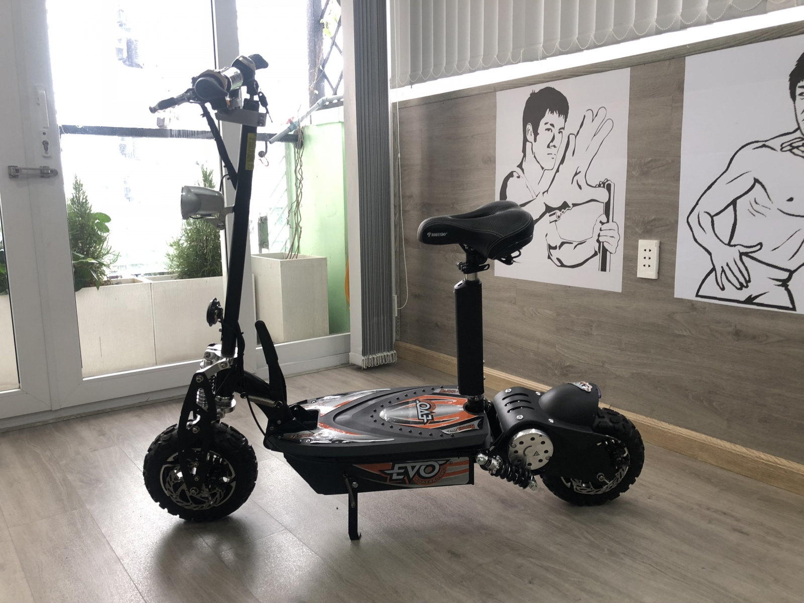 Xe điện Electric Scooter EVO