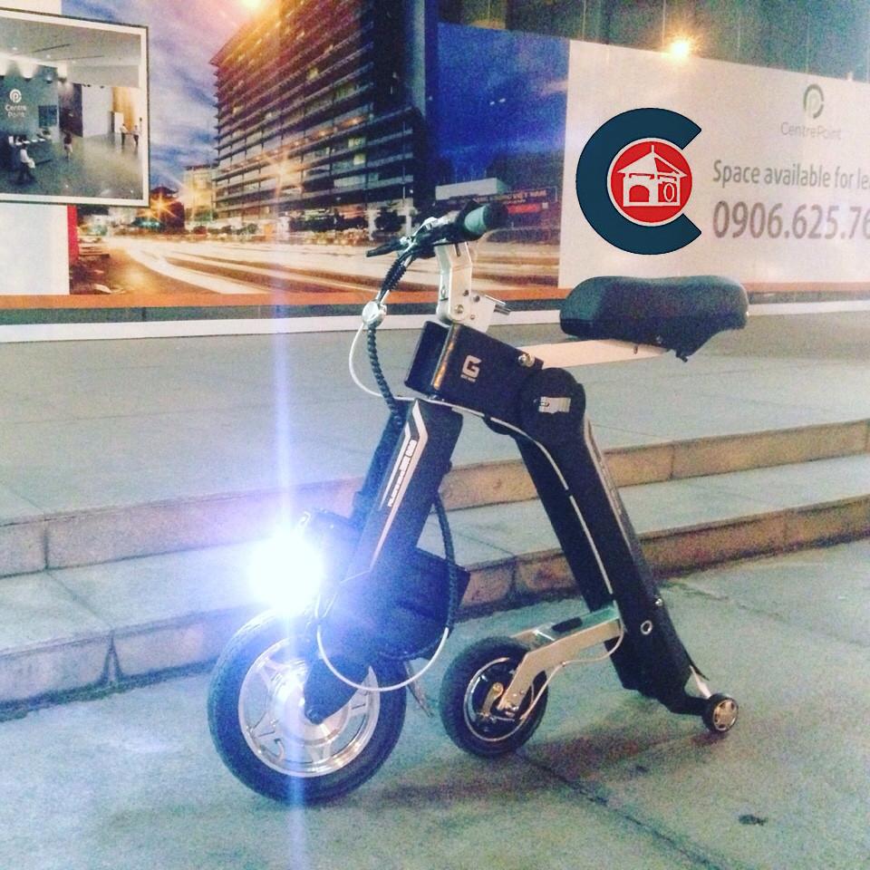 Xe điện thể thao mini siêu nhỏ gọn giá cực rẻ - 144959