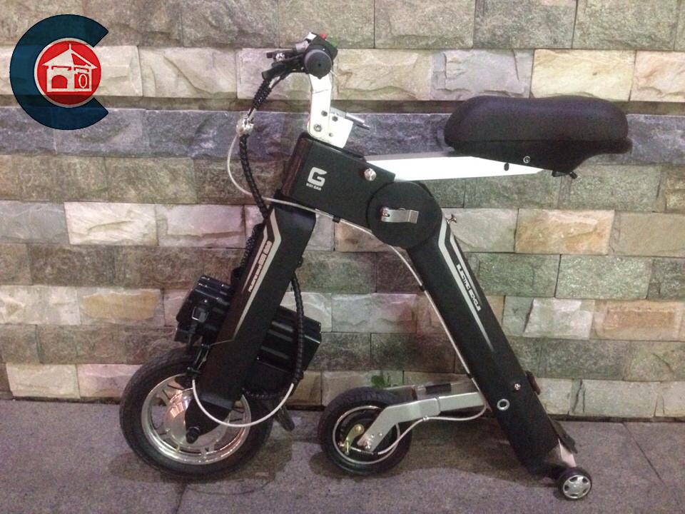 Xe điện thể thao mini siêu nhỏ gọn giá cực rẻ - 144957