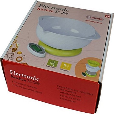 Cân Mini Electric Kitchen Scale CH-303A