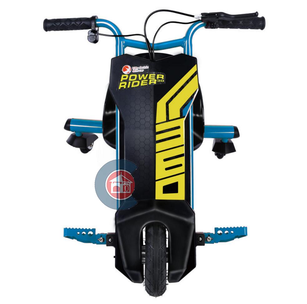 Xe đạp điện 3 bánh Power Raider 360 Siêu hot dành cho trẻ em!!!!!!! - 146950