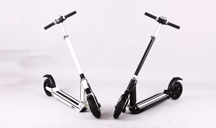 Xe điện gấp scooter E-TWOW