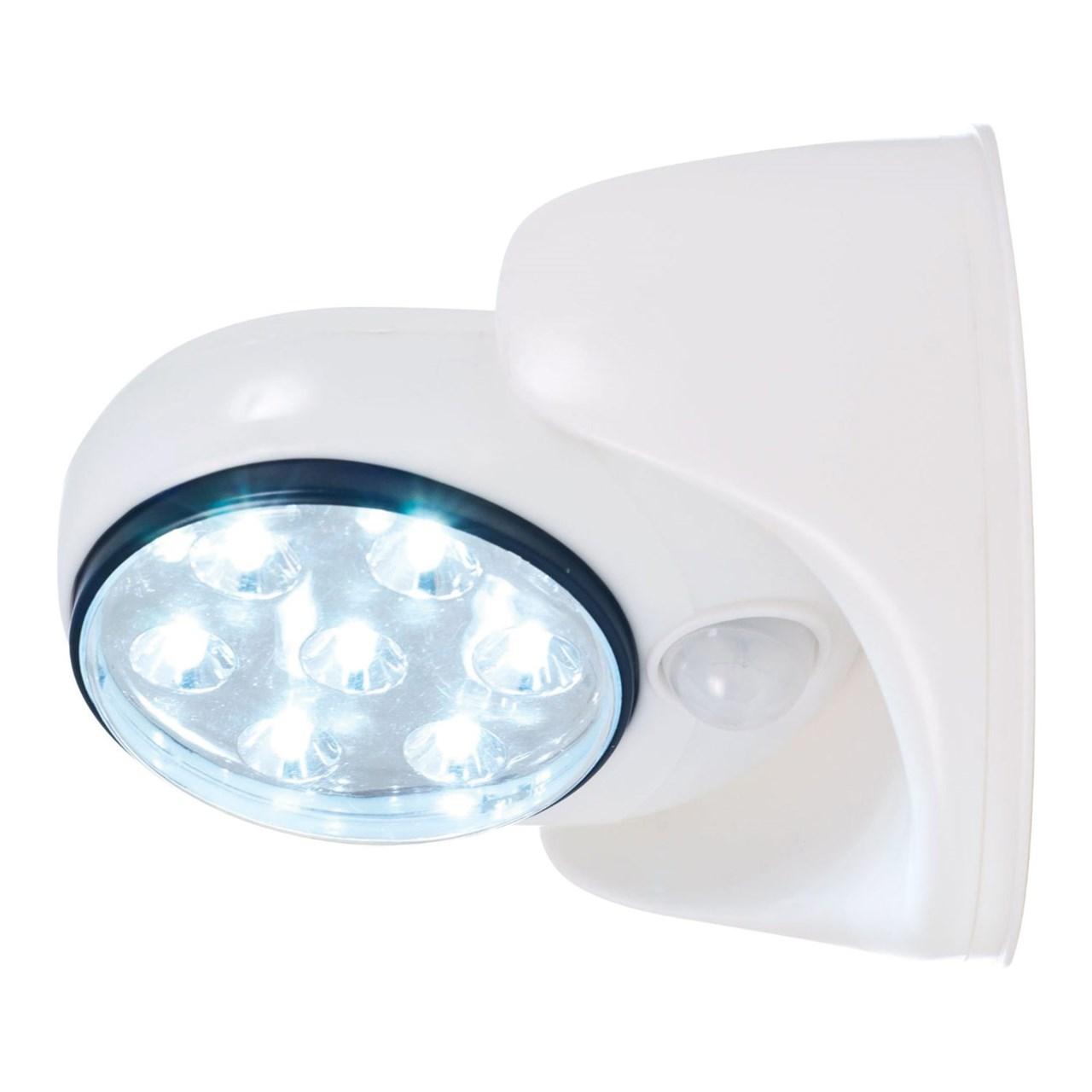 Đèn led siêu sáng cảm biến tự động Light Angel xoay được