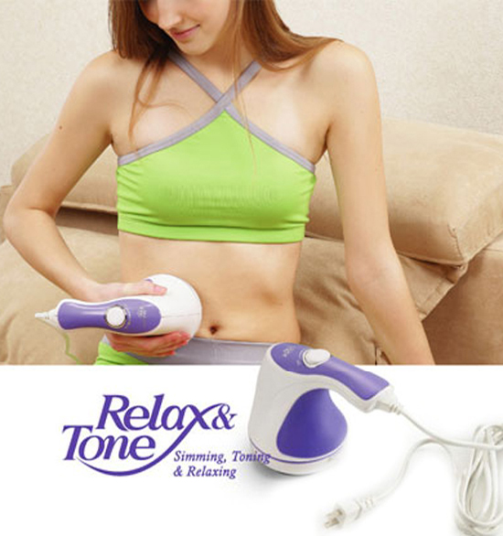Máy massage cầm tay Relax Spin Tone A781