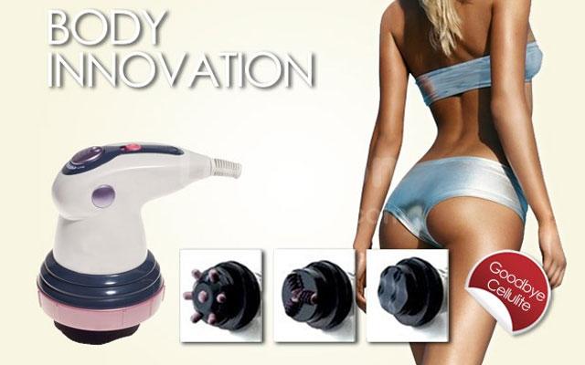 Máy massage nhỏ gọn cầm tay Body Innovation