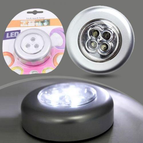 Đèn LED dán tường 3 bóng siêu sáng giá rẻ tiện lợi
