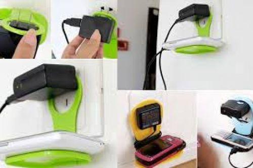 Giá đỡ sạc điện thoại thông minh tiện dụng nhỏ gọn
