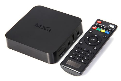 Android TV Box MXQ 805S