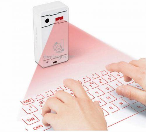bàn phím laser cho ipad android chất lượng cao cấp