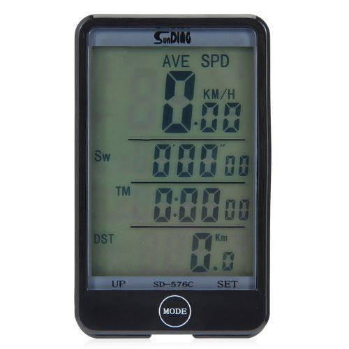 Đồng hồ tốc độ xe đạp thể thao SD - 576C cao cấp giá rẻ hcm