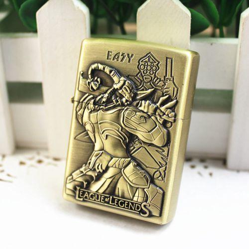Hộp quẹt Zippo Liên Minh Huyền Thoại giá rẻ đẹp
