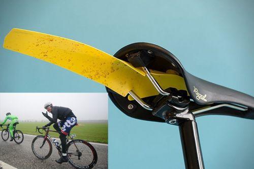 Chắn bùn gắn yên xe đạp thể thao San Marco cao cấp chính hãng