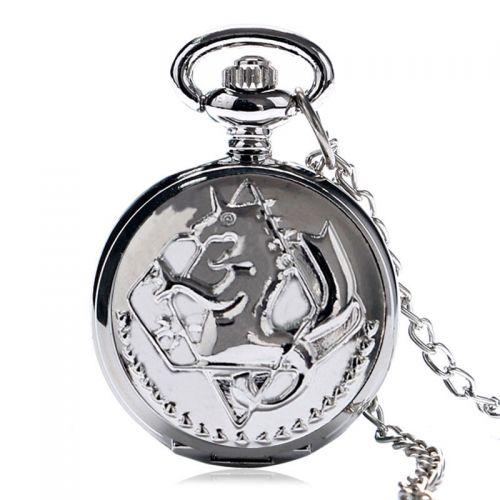 Quà tặng đồng hồ trái quýt bỏ túi hoạt hình size nhỏ đẹp giá rẻ