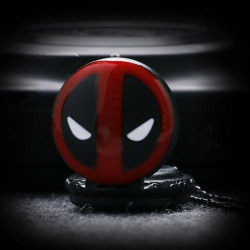 Quà tặng đồng hồ quả quýt Deadpool dễ thương đẹp giá rẻ