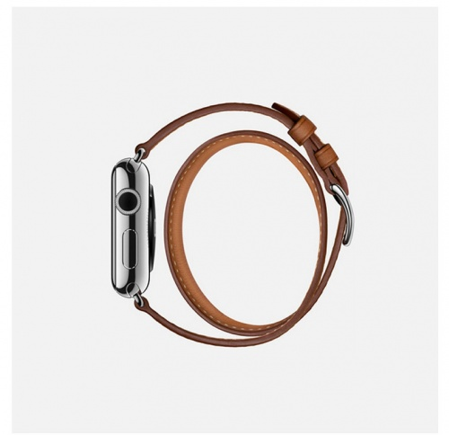 Dây da Apple Watch 2 vòng