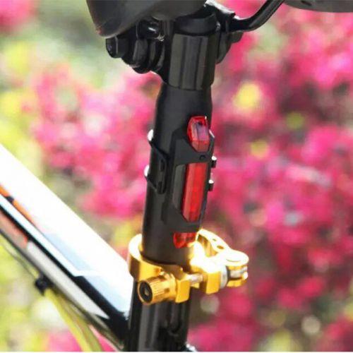 Đèn tín hiệu xe đạp sạc USB tiện dụng giá rẻ