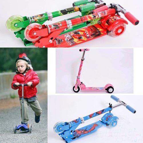 xe scooter hoạt hình trẻ em giá rẻ đẹp hcm