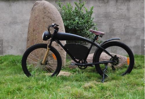 Xe đạp điện E-bike Beach Cruiser 2019 Chợ bán sản phẩm xe điện đẹp tốt cao cấp uy tín giá rẻ
