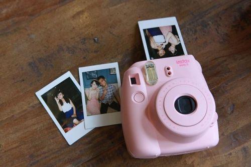 Máy chụp ảnh lấy liền Instax mini 8 độc đáo thời trang