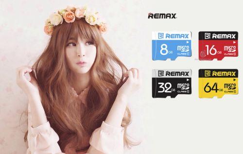 Bán thẻ nhớ Remax 8G 16G 32G 64G chất lượng giá rẻ nhất tphcm