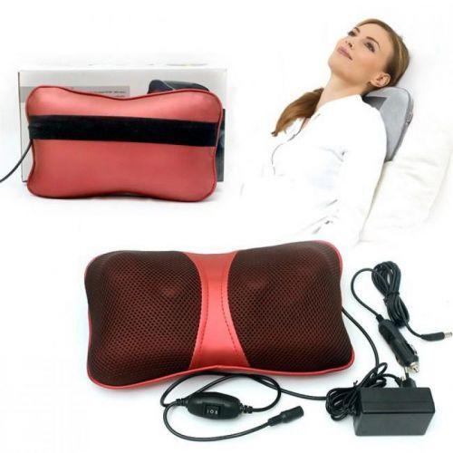 Gối massage hồng ngoại cao cấp PL818