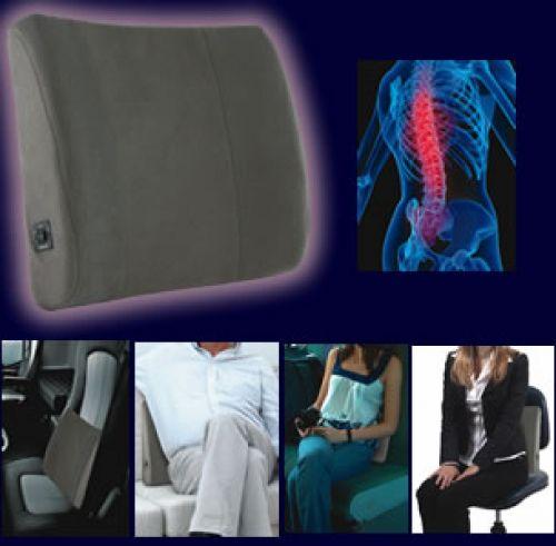 Máy massage pro đệm lưng xe oto