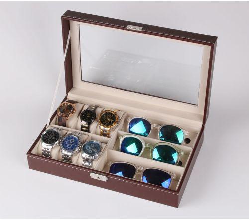 Hộp đựng đồng hồ đeo tay 6 mắt kính 3