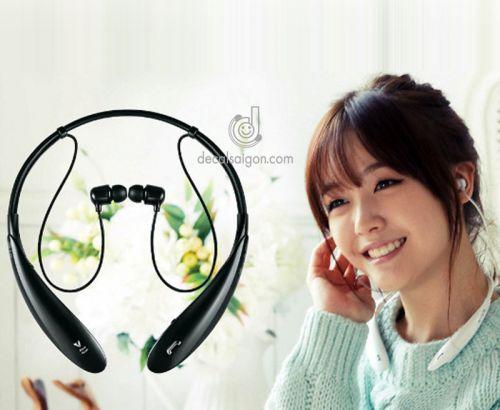 Tai nghe bluetooth thời trang cao cấp chính hãng LG