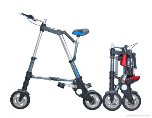 Xe đạp gấp siêu nhỏ mini A-bike tiện dụng đa năng giá rẻ