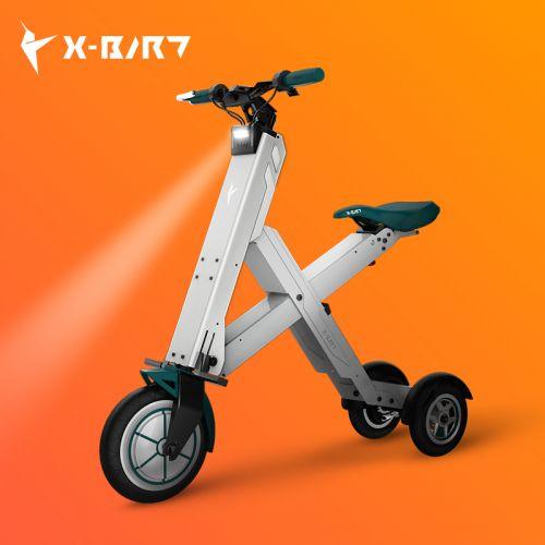 Xe điện gấp 3 bánh X1-CROSS cao cấp chính hãng hcm