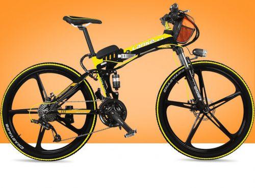 Xe đạp điện thể thao Kress cao cấp chất lượng chính hãng hcm