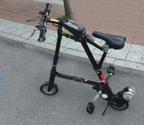 Xe đạp điện A-bike giá rẻ chất lượng tốt hcm