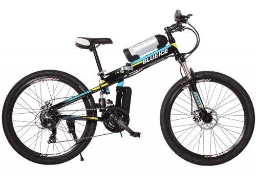 Xe đạp điện thể thao BLUEICE cao cấp chất lượng tốt