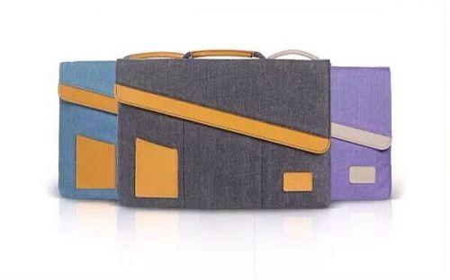 túi chống sốc Macbook kiểu Jean cao cấp hiệu Gearmax