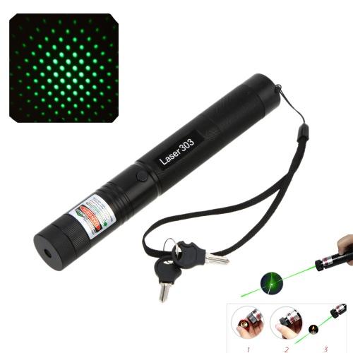 Đèn chiếu laser Pointer 303 độc đáo an toàn công suất lớn