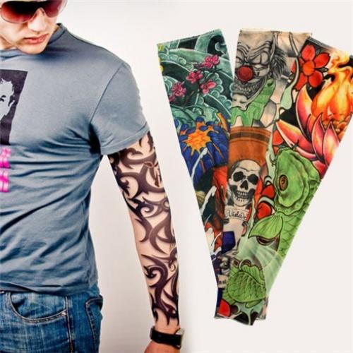 Găng tay hình xăm tatoo 3D giá rẻ đẹp thời trang