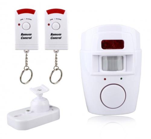 Báo động chống trộm cảm biến hồng ngoại cao cấp an toàn