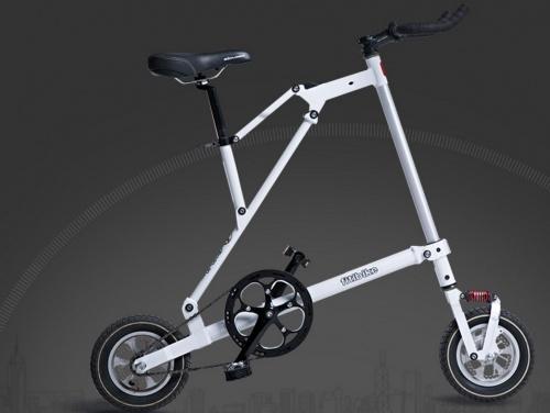 Xe đạp gấp tập thể dục Fitibike-AK1-S cao cấp chính hãng