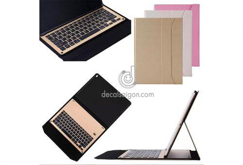 Bao da bàn phím máy tính bảng Ipad giá rẻ cao cấp hcm