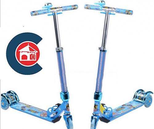 Xe trượt Scooter XLM 6062 Chợ bán sản phẩm xe điện đẹp tốt cao cấp uy tín giá rẻ