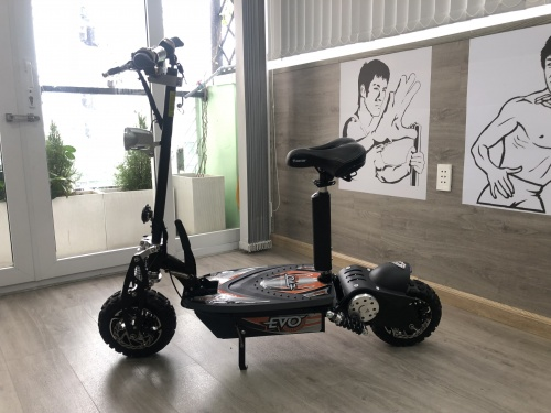 Xe Electric Scooter EVO