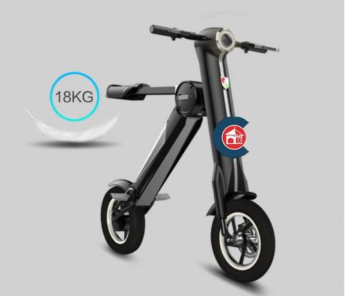 Xe điện gấp X120 đẹp chất lượng cao giá rẻ