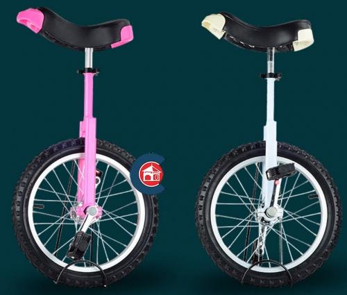 Xe đạp một bánh xe nhào lộn trẻ em Hisaoki Chợ bán sản phẩm xe điện đẹp tốt cao cấp uy tín giá rẻ