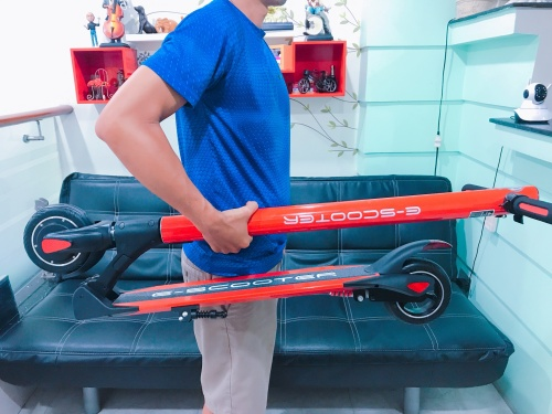 Xe Ván Trượt E-Scooter Chợ bán sản phẩm xe điện đẹp tốt cao cấp uy tín giá rẻ