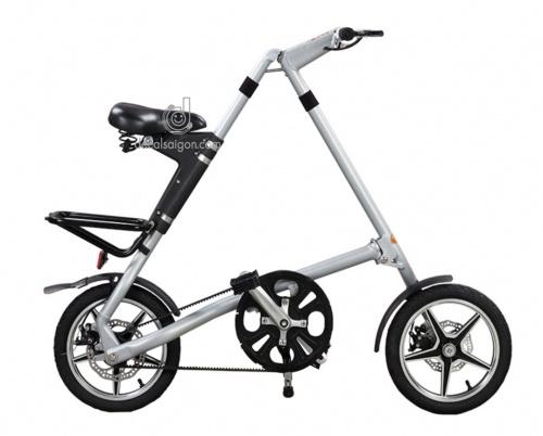 Xe đạp gấp WOSAWE BXW Chợ bán sản phẩm xe điện đẹp tốt cao cấp uy tín giá rẻ
