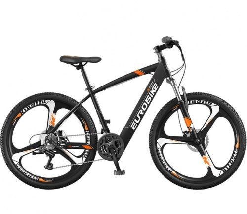 Xe đạp trợ lực điện EUROBIKE Thể thao Pin Đài Loan (Bánh Mâm) Chợ bán sản phẩm xe điện đẹp tốt cao cấp uy tín giá rẻ