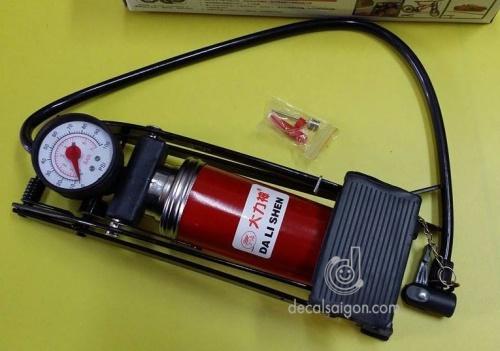 Bơm hơi dùng chân High Pressure  Foot pump Chợ bán sản phẩm xe điện đẹp tốt cao cấp uy tín giá rẻ