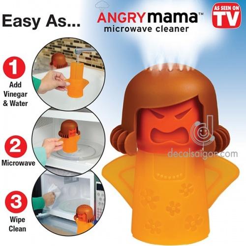 Búp bê Angry Mama làm sạch lò vi sóng Chợ bán sản phẩm xe điện đẹp tốt cao cấp uy tín giá rẻ