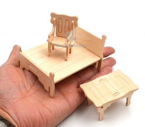 Mô hình lắp ghép gỗ 3D cho bé Chợ bán sản phẩm xe điện đẹp tốt cao cấp uy tín giá rẻ